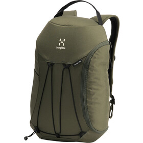 Haglöfs Corker 15L Backpack, deep woods